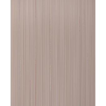 Uni wallpaper EDEM 598 23 matt Brown and pale beige Brown 5.33 m2 structured embossed wallpaper with stripes