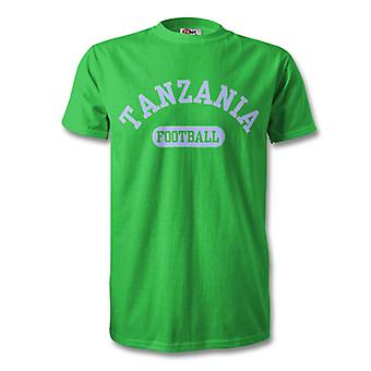 Tanzania Football Kinder T-Shirt