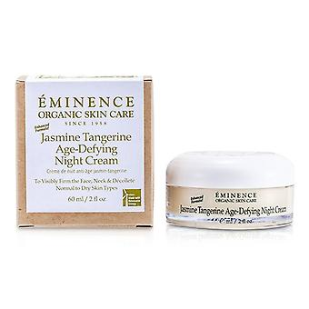 Eminence Jasmine Tangerine Age-Defying Night Cream (Normal to Dry Skin) 60ml/2oz