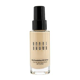 Bobbi Brown Skin Foundation SPF 15 - # 1 chaud Ivoire 30ml / 1oz