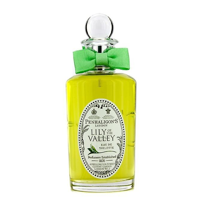 Penhaligon's Lily Of The Valley Eau De Toilette Spray (New Packaging) 100ml/3.4oz