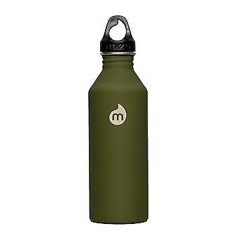 Mizu M8 800ml Stainless Steel Bottle - Army Green