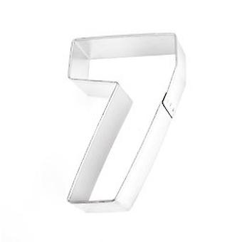 Numero Cookie Cutter - 7