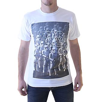 Star Wars Storm Trooper mannen witte T-shirt
