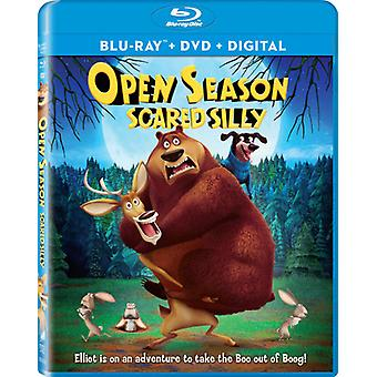 Open Season Scared Silly [Blu-ray] USA import