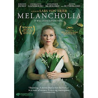 Melancholia [DVD] USA import