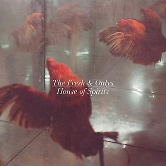 Frisk & Onlys - hus af spiritus [CD] USA import
