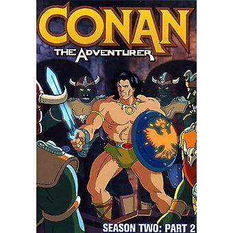 Conan the Adventurer: Season 2 Pt. 2 [DVD] USA import