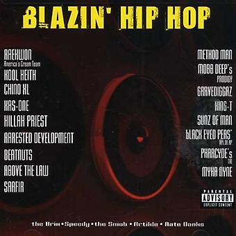 Blazin Hip Hop - Blazin Hip Hop [CD] USA import