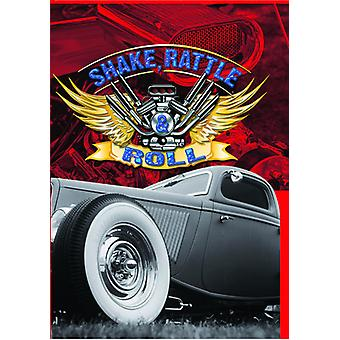 Shake Rattle & Roll [DVD] USA importerer