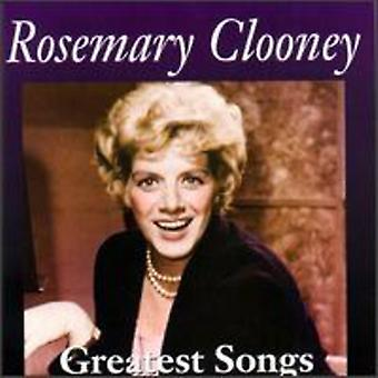 Rosemary Clooney - importación de los E.e.u.u. más grandes canciones [CD]