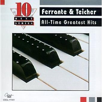 Ferrante & Teicher - All-Time Greatest Hits CD] USA import