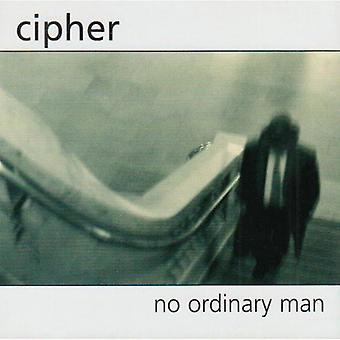 Cipher - No Ordinary Man [CD] USA import