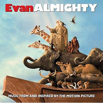 Evan Almighty - Soundtrack [CD] USA import