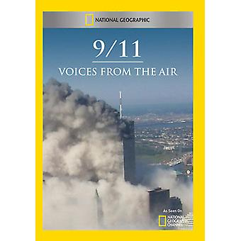 9/11: voices From the Air [DVD] USA import