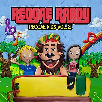 Reggae Randy - Reggae barn Vol 2 [CD] USA import