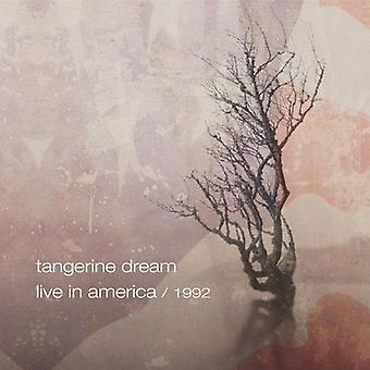Tangerine Dream - Live in America 1992 [CD] USA import