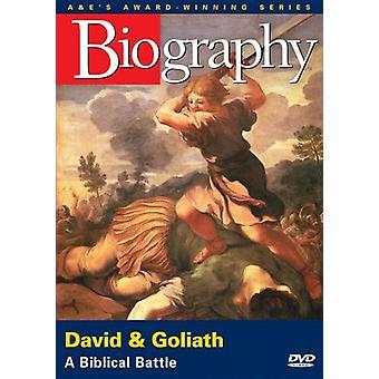 Koning David [DVD] USA importeren