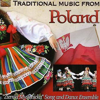 Cercas/Zawislak/Knas/Radzik - importación de los E.e.u.u. de la música tradicional de Polonia [CD]