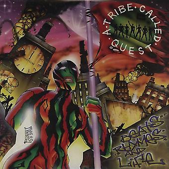 Tribe Called Quest - Beats Rhymes & liv [Vinyl] USA importerer