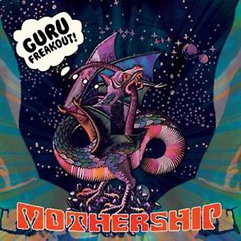 Guru Freakout - moderskib [CD] USA import