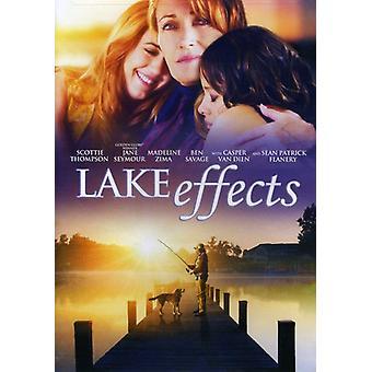 Sjön effekter [DVD] USA import
