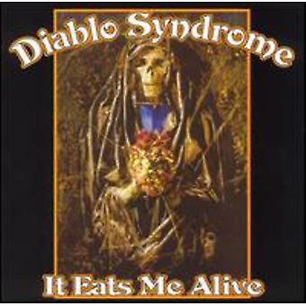Diablo syndrom - det spiser mig Aliive [CD] USA import