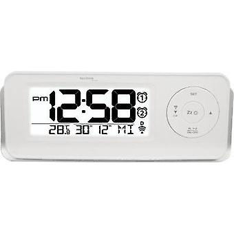 Radio Alarm clock Techno Line 09599 WT 498s White