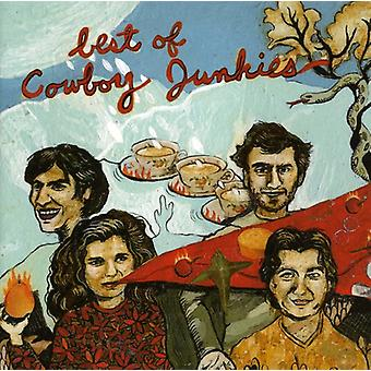 Cowboy Junkies - bästa Cowboy Junkies [CD] USA import