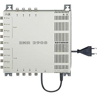 SAT multiswitch Kathrein EXR 2908 Inputs (multiswitches): 9 (8 SAT/1 terrestri