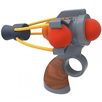 Cheatwell Games Pocket Popper Sling Shooter - Soft Foam Shooter