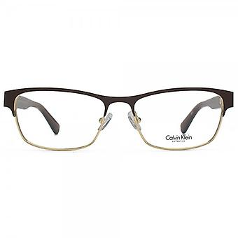 CK by Calvin Klein CK7392 Glasses In Brown