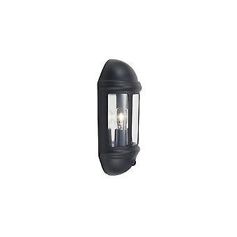 Ansell Latina polykarbonat PIR 42W E27 svart