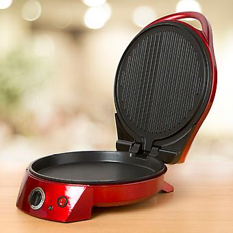 Gourmet Gadgetry Retro Dinner Pizza Oven and Multi-Grill