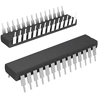 Innebygd microcontroller DSPIC33FJ12MC202-jeg/SP SPDIP 28 Microchip Technology 16-biters 40 null I/O nummer 21
