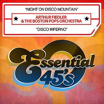 Arthur Fiedler - noc na góry Disco / import USA Disco Inferno [CD]