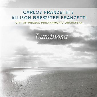 Franzetti * Carlos / Franzetti * Allison Brewster - parken Luminosa [CD] USA import