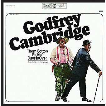 Godfrey Cambridge - dem bomull Pickin' dagar är över (Live) [CD] USA import