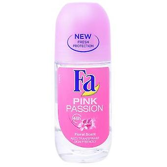 Fa Pink Passion Roll On Deodorant 50 ml
