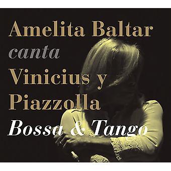 De Moraes, Vinicius / Silgar, Amelita / Creuza, Maria - Amelita Silgar synger Vinicius & Piazzolla - Bossa [CD] USA import