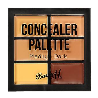 Barry M Barry M Medium/mörk Concealer palett