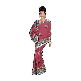 Aryahi Designer Party tragen Georgette Sari Saree