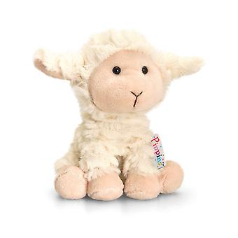 Keel Pippins Lamb Soft Toy 14cm