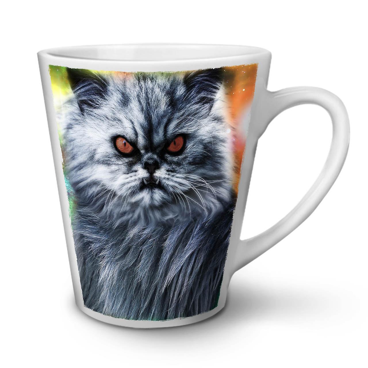 Mug Mauvais Café En Cat Œil Céramique 12 Angry Latte Thé Blanc Nouveau OzWellcoda WEIYe9H2Db