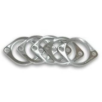 Vibrant 1472 2-Bolt Stainless Steel Flange