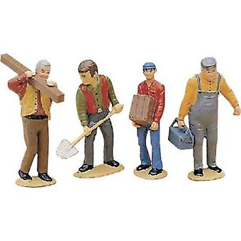 LGB L51430 LGB L51430 II Gauge Figures - Construction Workers