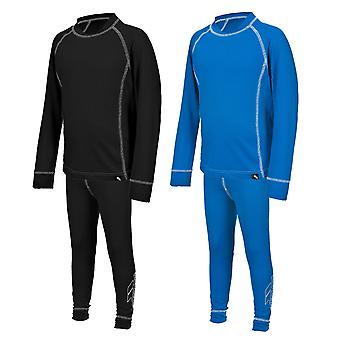 Trespass Boys Mika Base Layer Set