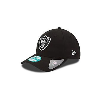 New Era Nfl Oakland Raiders Youth The League 9forty Adjustable Cap
