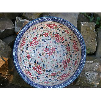 Waves edge Bowl, Ø29cm, ↑11cm, signature 1, Cornelia, BSN m-1343