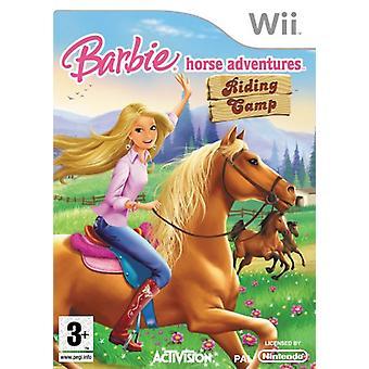 Barbie Horse Abenteuer Reitlager (Wii)